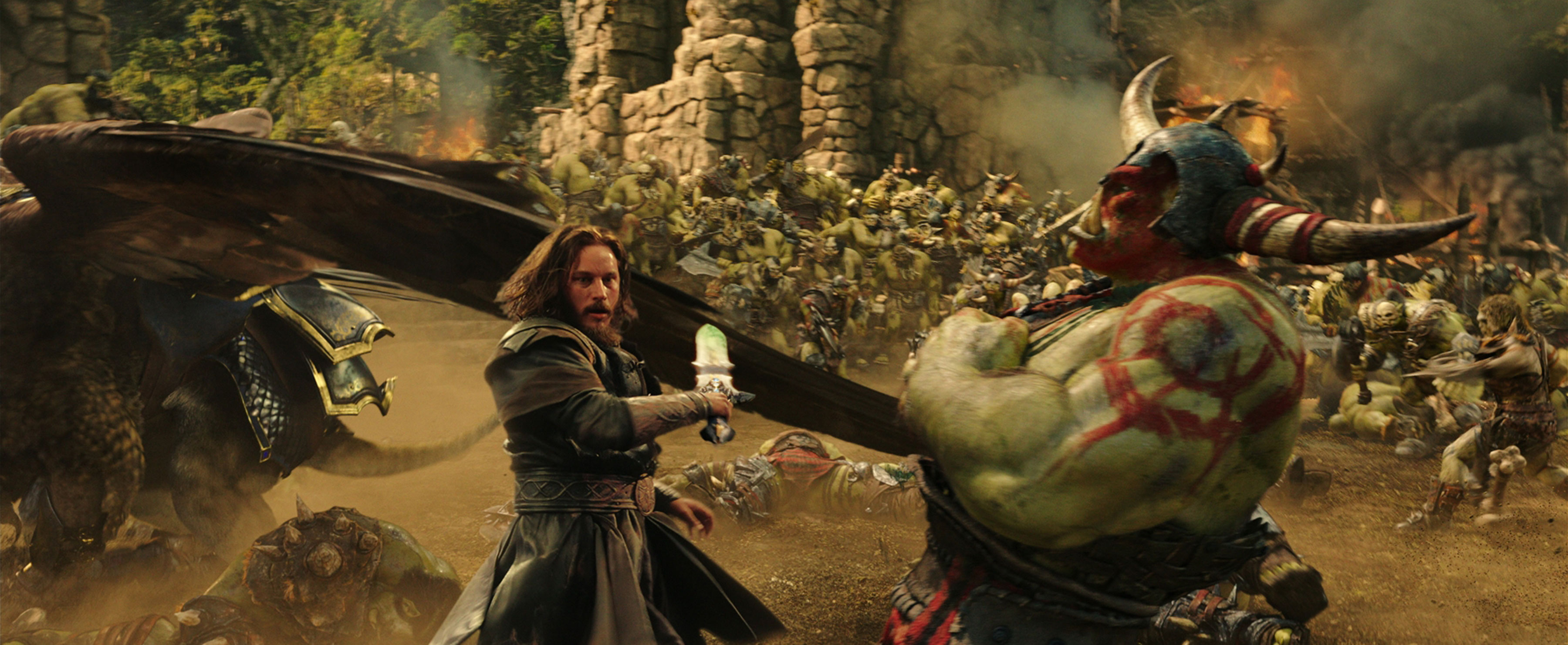 Can 'Warcraft' break the curse of the video game movie?