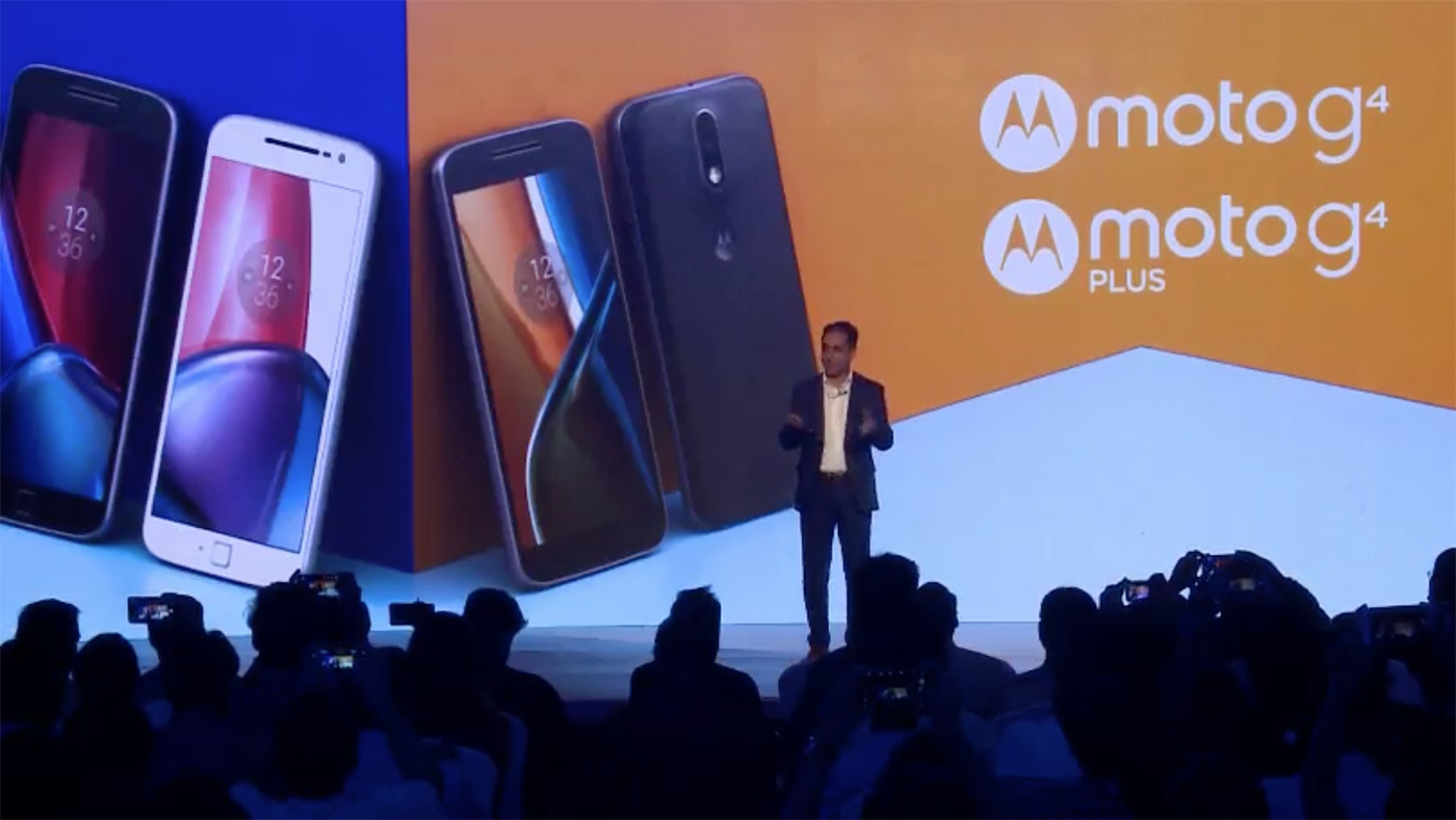 Motorola just announced two new Moto Gs