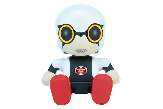トヨタ、対話のできる小型ロボット「KIROBO mini」を発売