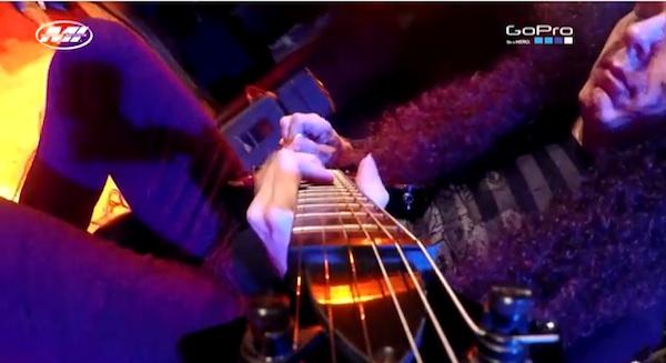 いいじゃん!マーティ・フリードマンのギタープレイをGoProから見たら超カッコいい【動画】