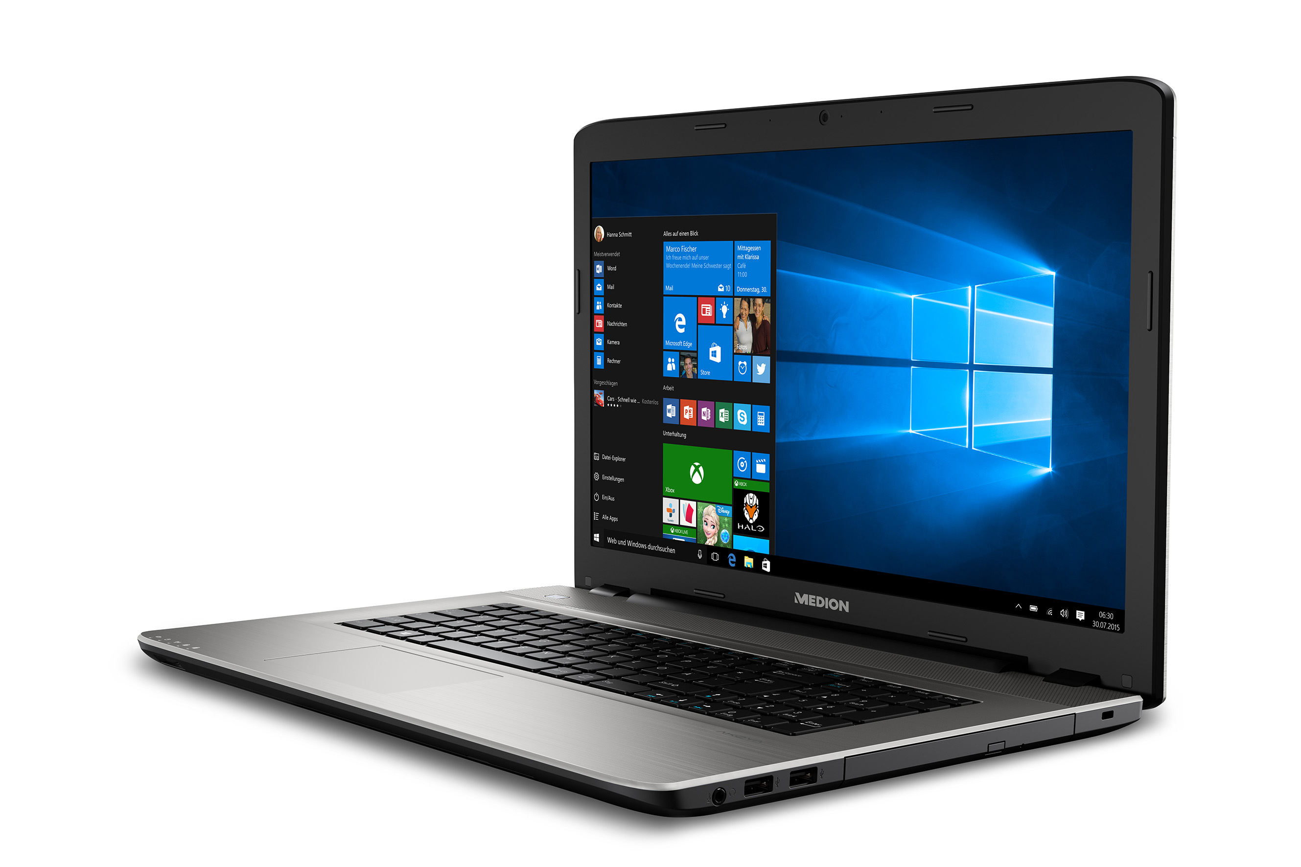Aldi bringt 17,3-Zoll-Medion-Notebook Akoya E7424 für 499 Euro