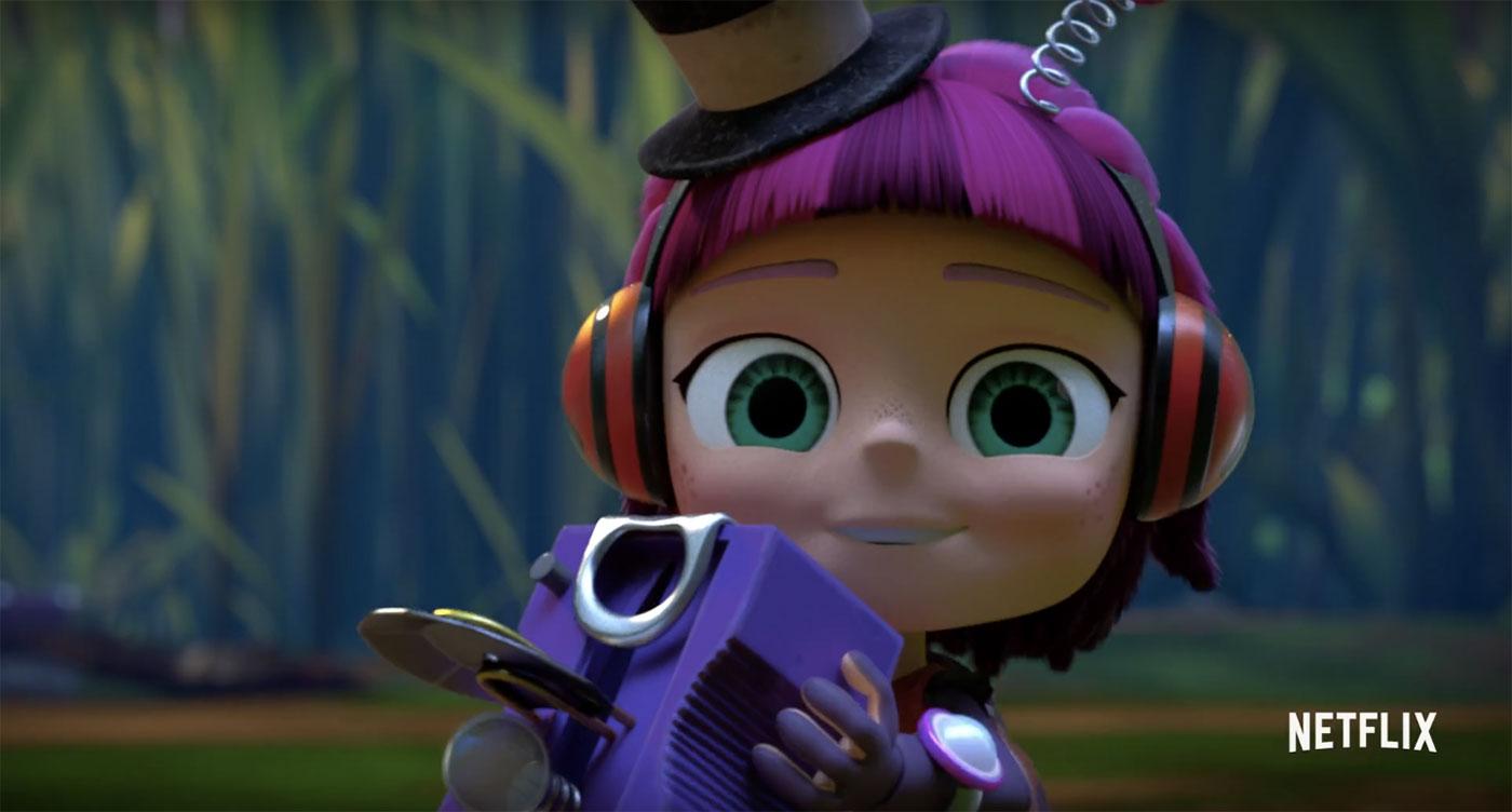 Netflix kids series 'Beat Bugs' features music of The Beatles