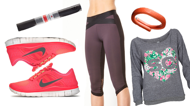 The perfect gifts for a gym-obsessed mom