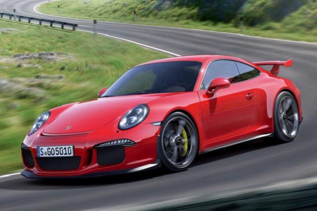 【噂】ポルシェがGT3用エンジンにMTを組み合わせた「911 R」を計画中?