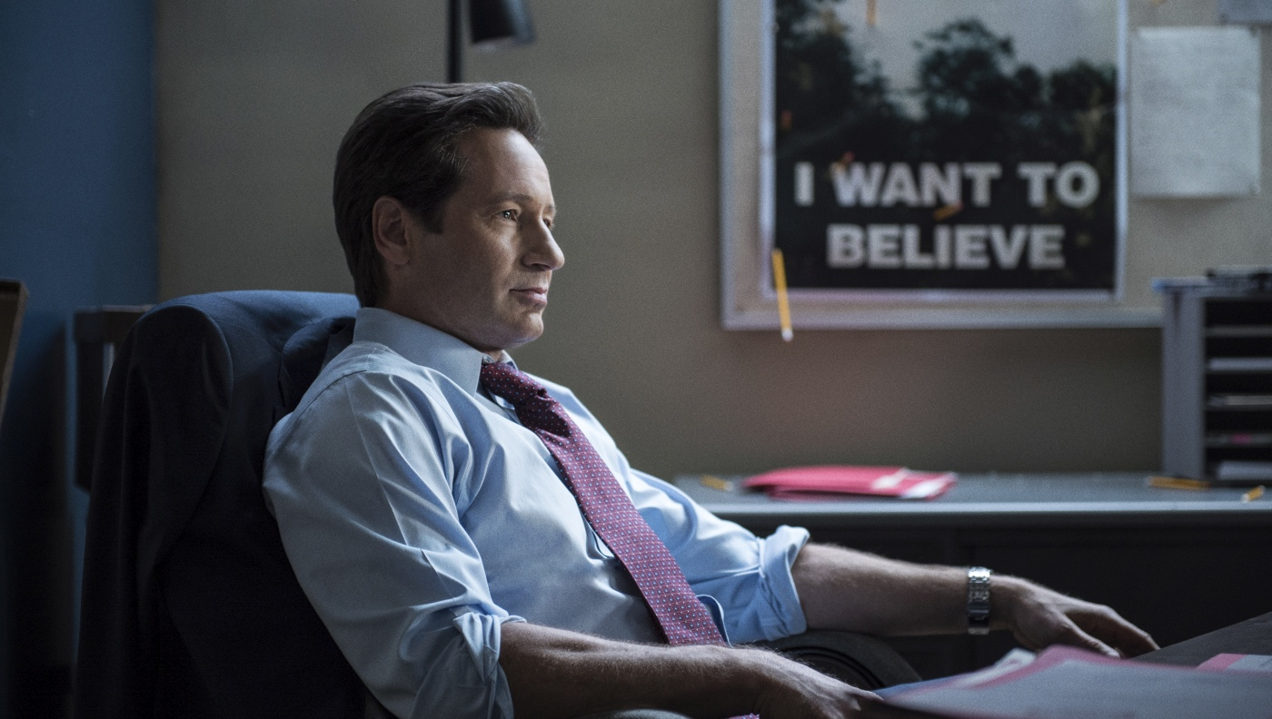 What's on your HDTV: 'X-Files,' 'Suits,' and 'The Witness'