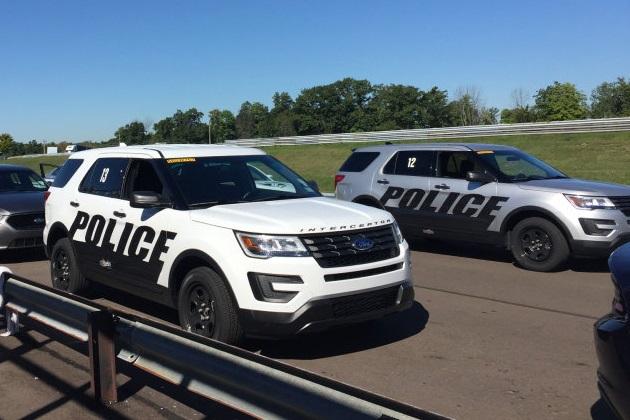 エコブースト搭載のフォード「ポリス・インターセプター」がミシガン州警察のテストコース最速平均タイムを席巻