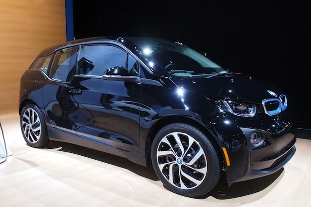 【LAオートショー2015】BMW、ムーンルーフ付き限定車「i3 シャドウ・スポーツ」を米国で発売