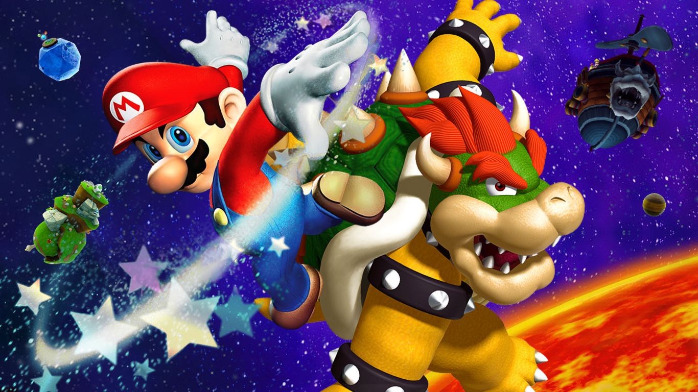 So...who makes the best Mario games?