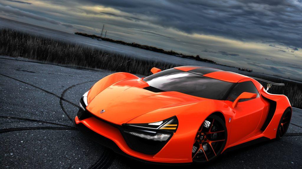 breaking, Nemesis, sportwagen, super car, supersportwagen, Trion, Trion Nemesis, V8, 2000 PS, schnellster Sportwagen der Welt
