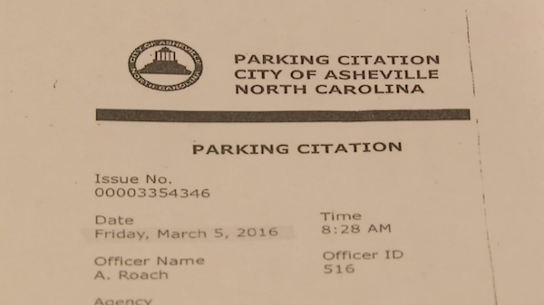 These Fake Parking Tickets Have a Hilarious Conclusion
