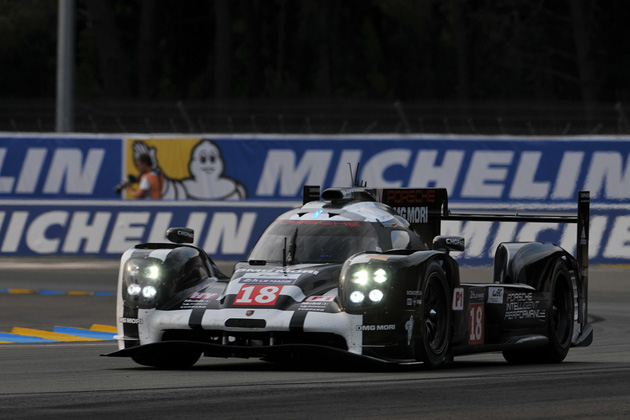 ル・マン24時間レース、予選総合結果はポルシェ、アウディ、トヨタ!