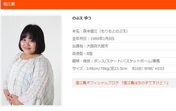 『ロンドンハーツ』ぽっちゃり対決で信江勇(147cm・93キロ)が可愛すぎるとネット上で話題に 「奇跡の体型」「ペットにしたい」