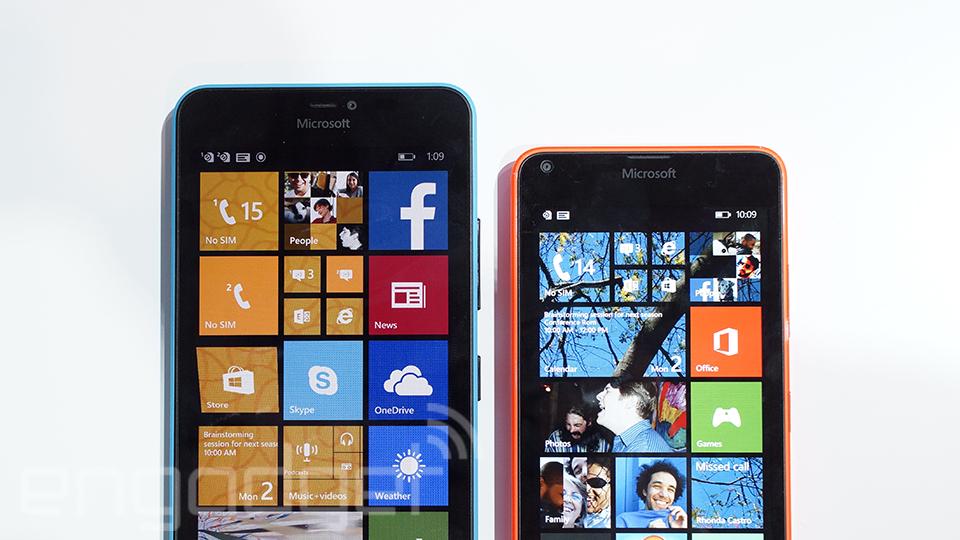 Microsoft Lumia 640 y 640 XL: los conocemos más de cerca (video)