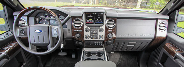 2015 Ford F-Series Super Duty Power Stroke