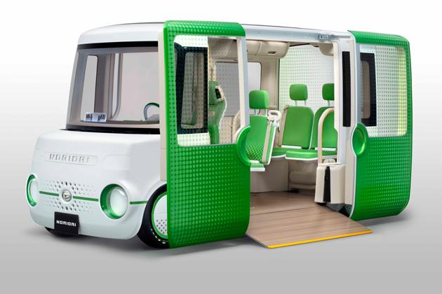 未来のクルマより明日のクルマ! ダイハツ、第44回東京モーターショーの出展概要を発表