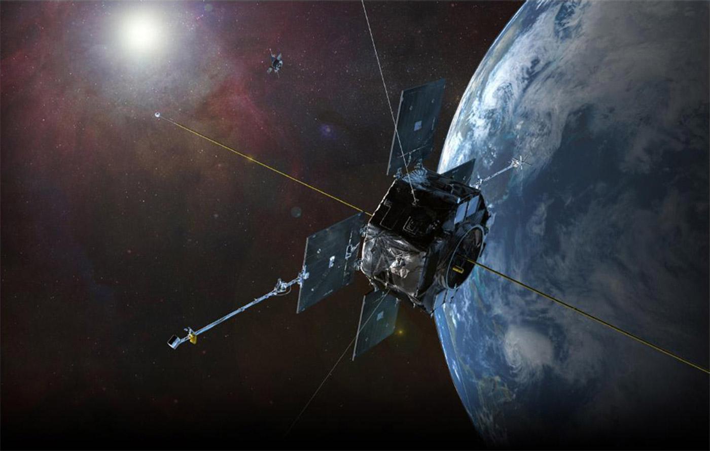 NASA's probes shed light on the Van Allen radiation belt