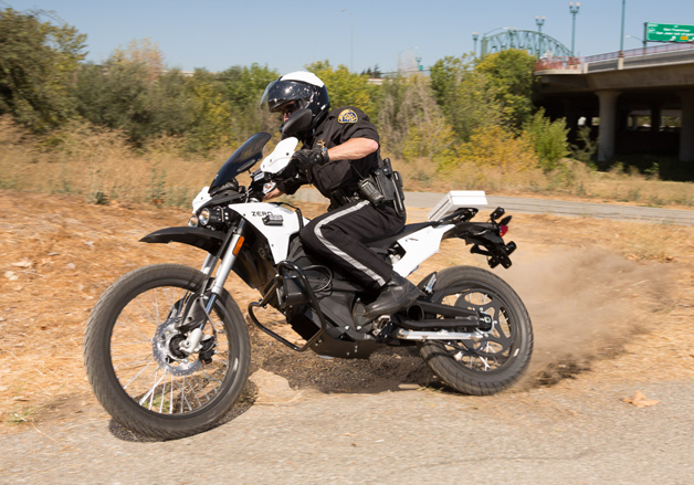 2015 Zero FXP in hot pursuit