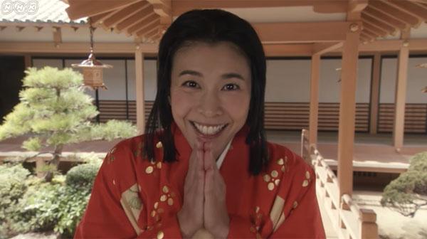 『真田丸』竹内結子の天真爛漫な「茶々様」が可愛すぎると話題に 「ずっと見ていたい」