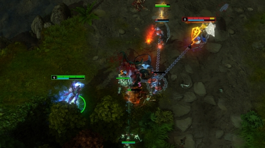 Blizzard producing a MOBA isn't entirely a snake eating its own tail, but close.
