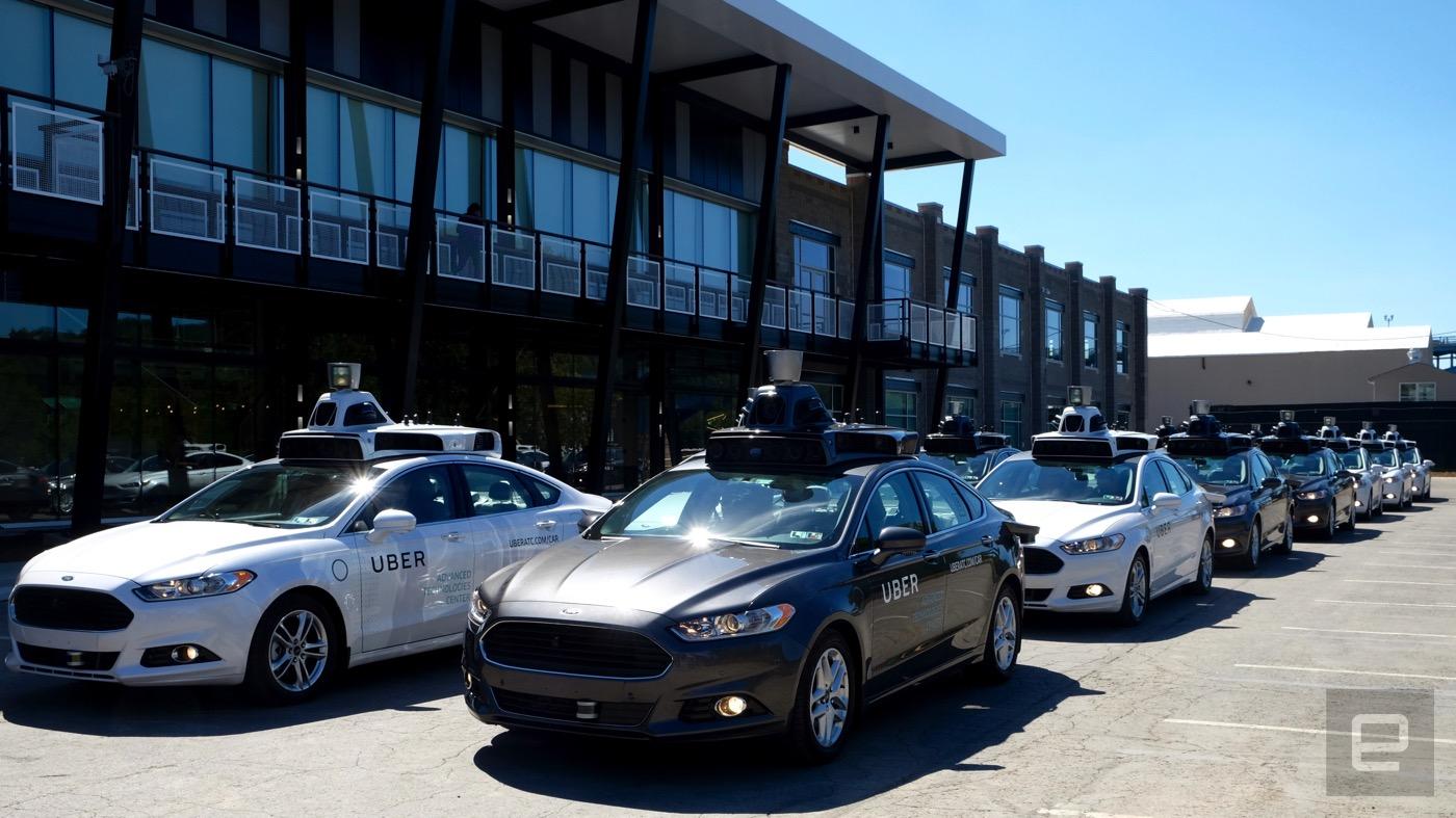Autonome Fahrzeuge: Uber bremst, BMW gibt Gas