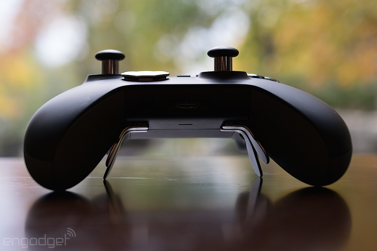 Xbox One Elite controller review: a better gamepad at a steep price