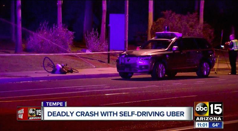 """Waymo mete el dedo en el ojo a Uber: """"nuestra tecnología hubiera evitado el atropello"""""""