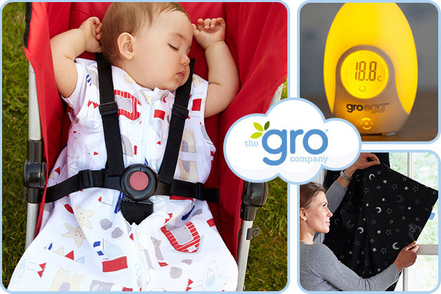WIN summer sleep essentials from The Gro Company!