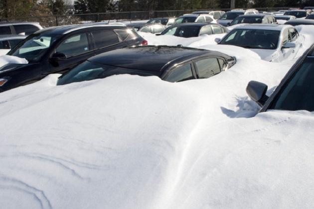 【レポート】米東海岸を襲った大雪、自動車業界にも損害をもたらす