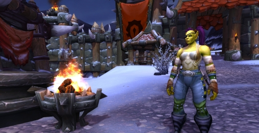 Tired of orcs?  No you aren't.  Have more.