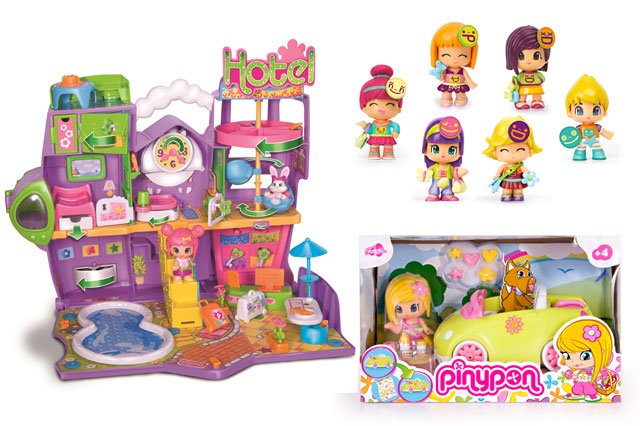 WIN a Pinypon toy bundle worth £50!