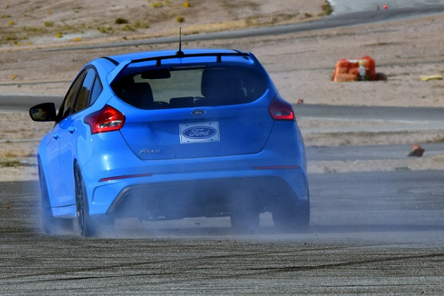 フォードのエンジニアが明かす「フォーカスRS」のドリフト・モードは「遊びから生まれた」