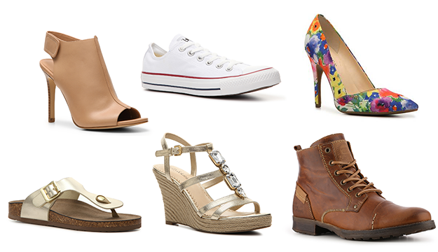 Shoes for every occasion this spring