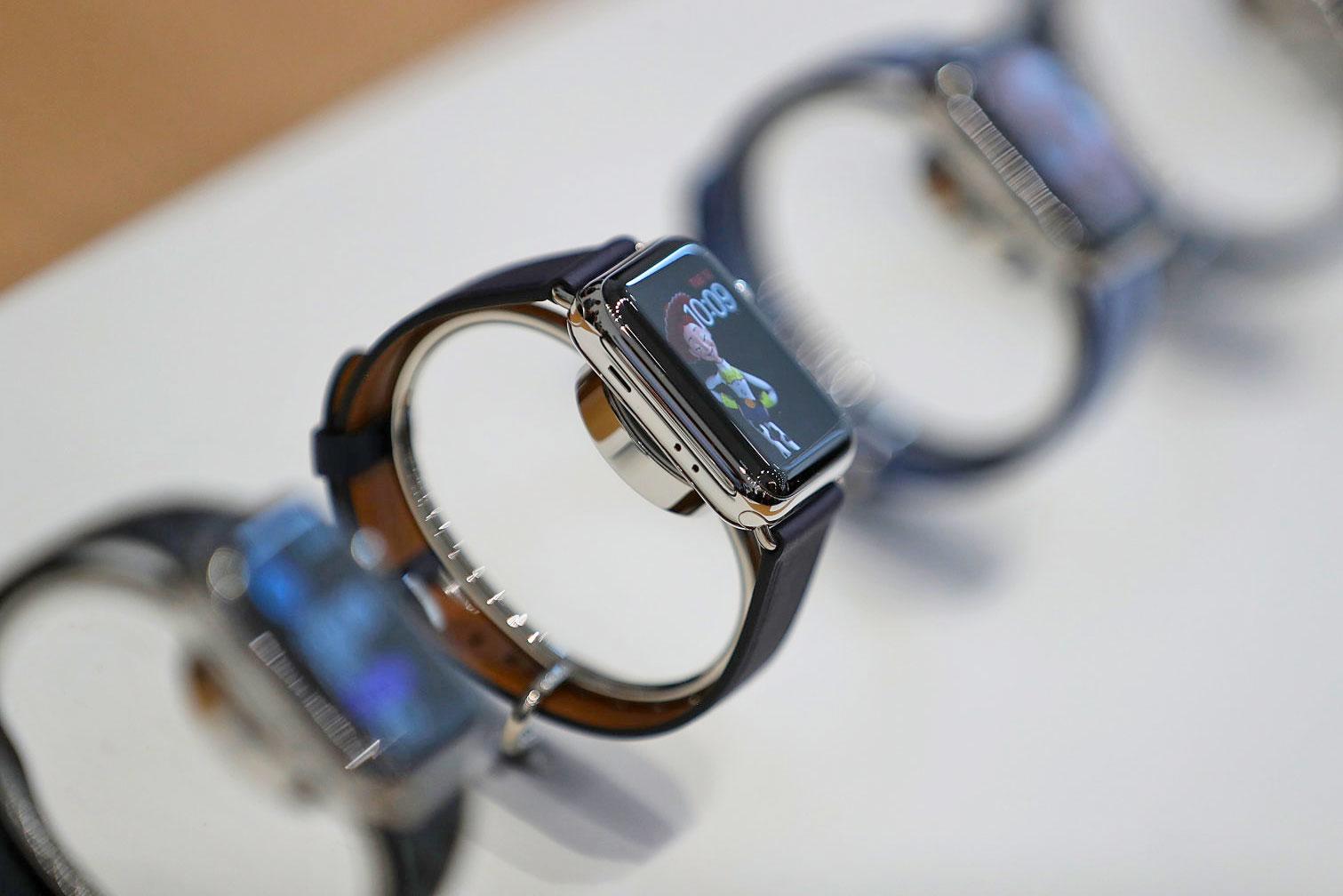Los primeros análisis del Apple Watch Series 3 con LTE… pierden cobertura