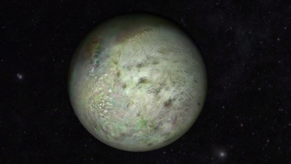 The Big Picture: Neptune's largest moon, Triton