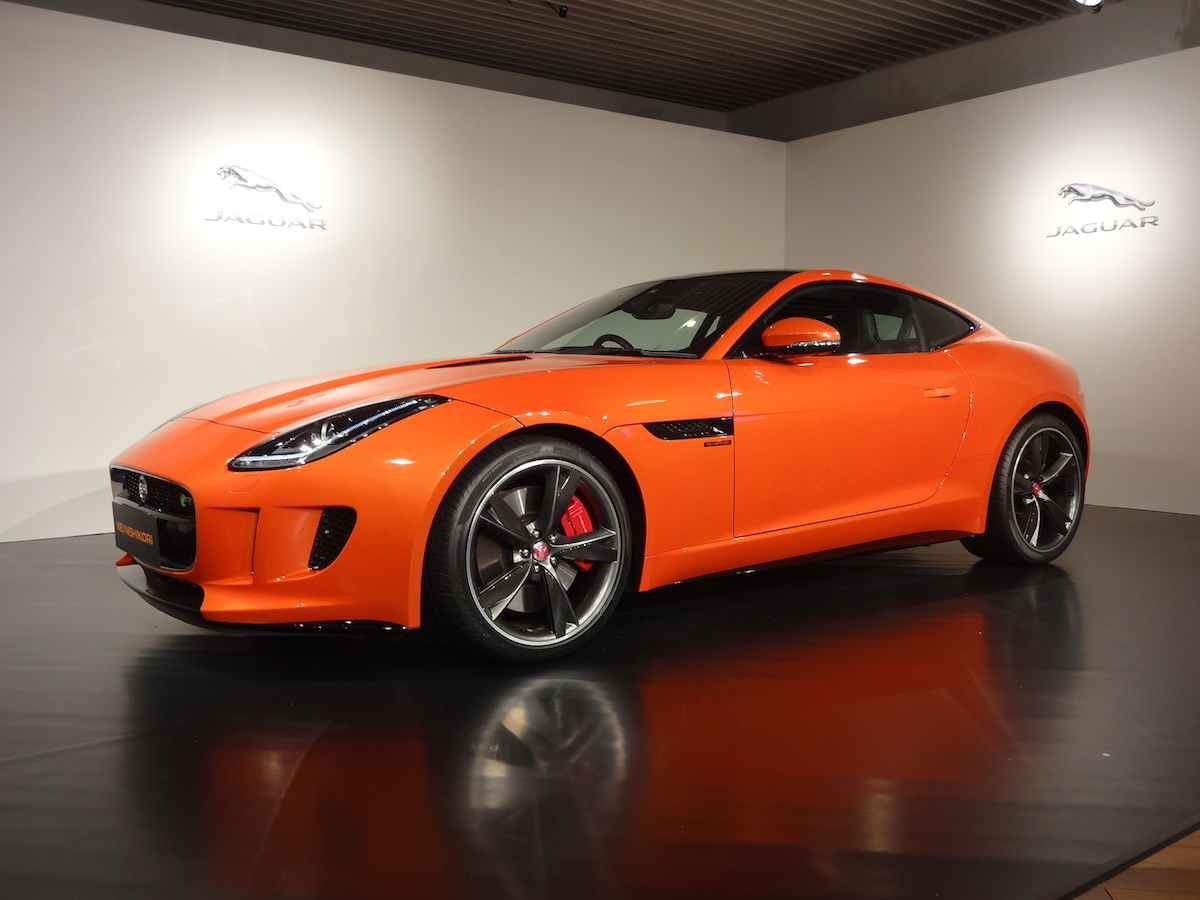 JAGUAR F-Type KEI NISHIKORI EDITION