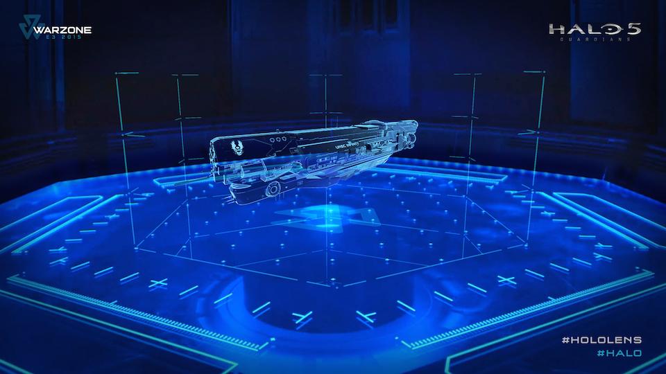 Halo 5 guardians - Magazine cover