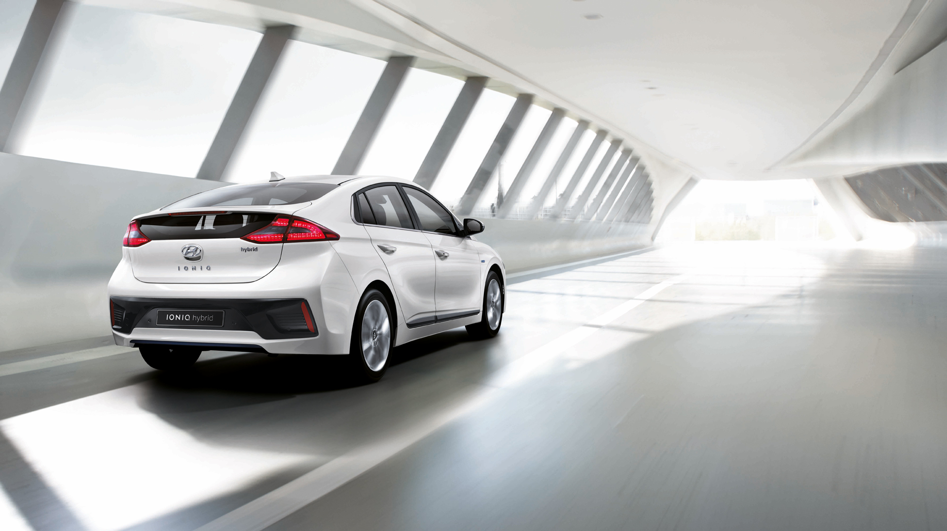 Here's what Hyundai's first all-electric vehicle looks like
