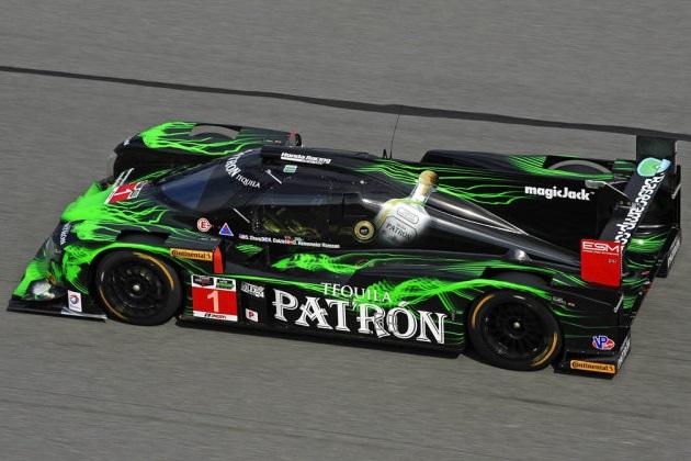 ホンダがル・マン参戦車両LMP2レーサーでパイクスピークに挑戦