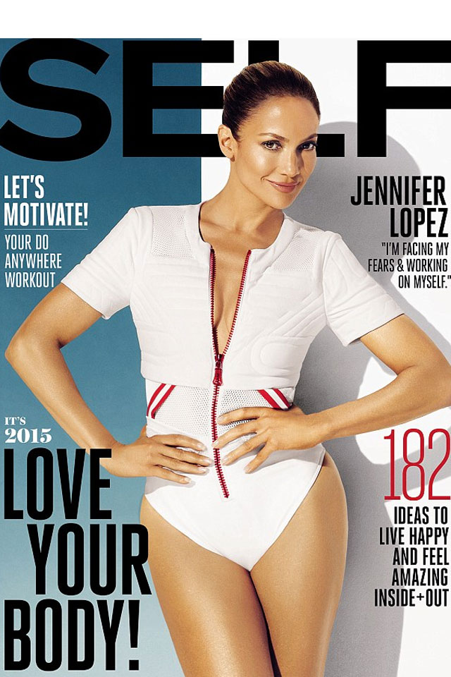 jennifer lopez self magazine