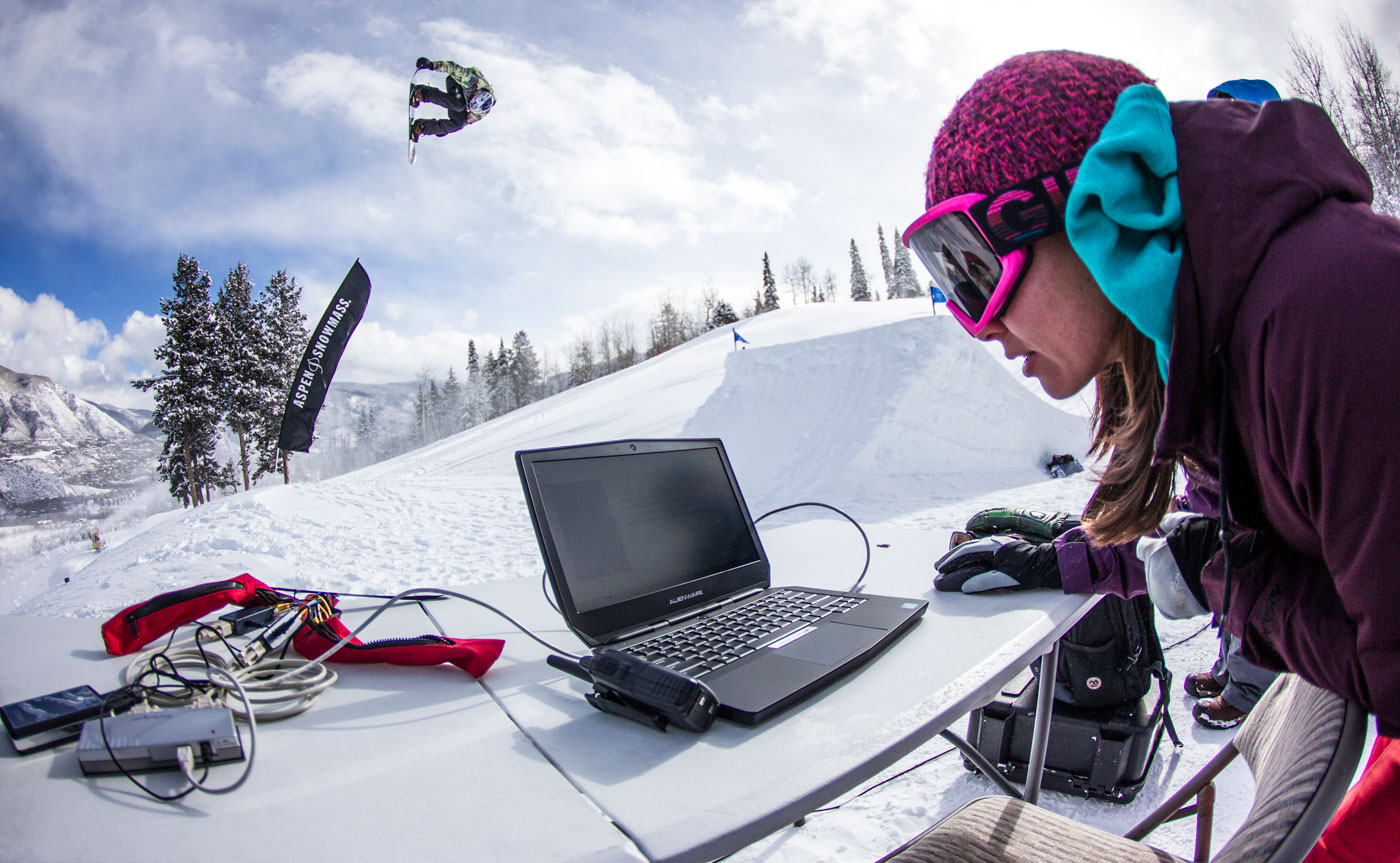 Intel teams up with ESPN to build connected snowboards
