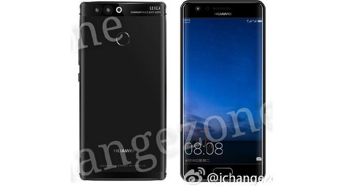 El Huawei P10 podría estrenar pantalla curvada y carga inalámbrica