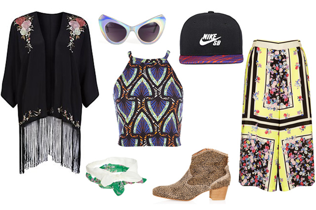Festival Fashion 2014: Shop Your Entire Look