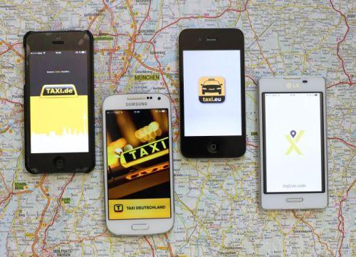 Taxi, Taxi app, taxi app vergleich, preisvergleich, wartezeit, Taxi Check