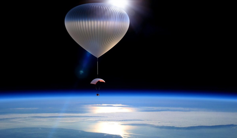 A balloon to the beyond: World View on savoring space tourism