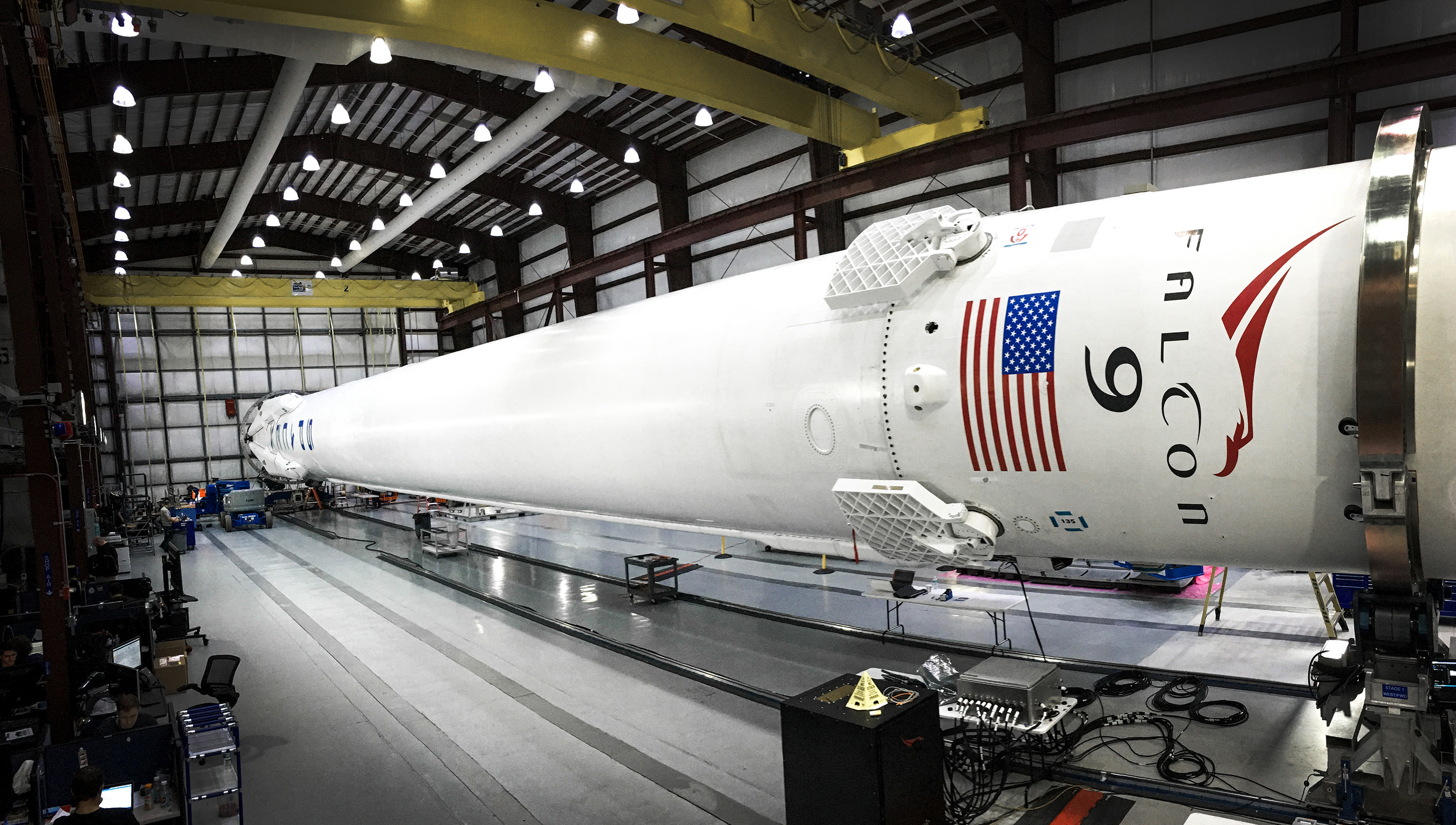 SpaceX's next rocket launch is on schedule for Sunday