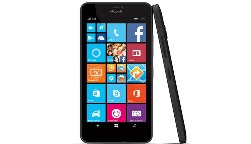 Microsoft's sup... Lumia 640 Xl At