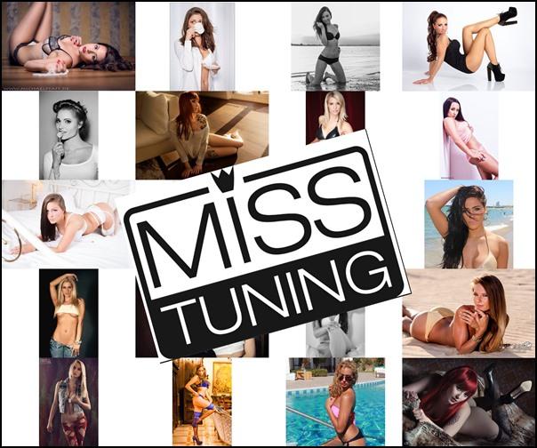 Wer wird MISS TUNING 2015 - 20 sexy Girls sind im Finale