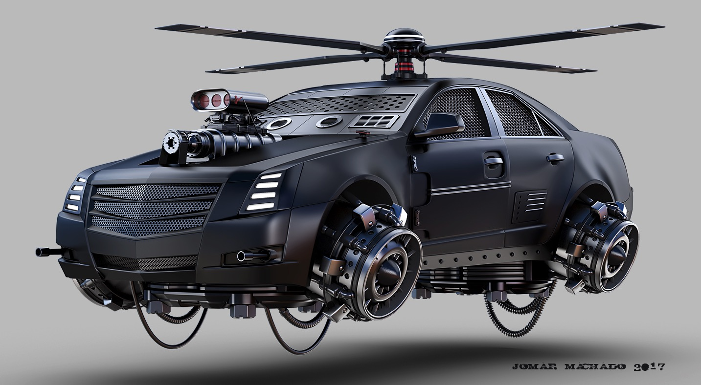 Apocalyptic Vehicles: Mad-Max-Vehikel ohne Rost & Dreck