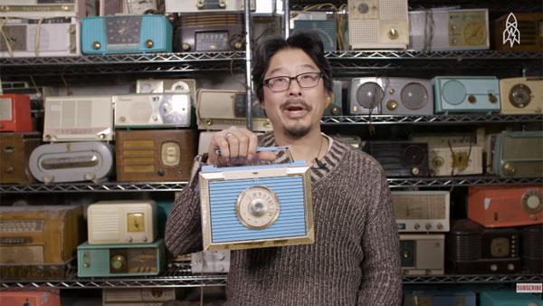 古き良き時代のおしゃれなレトロ・ラジオたちが蘇る!アメリカのリペアショップが素晴らしい【動画】