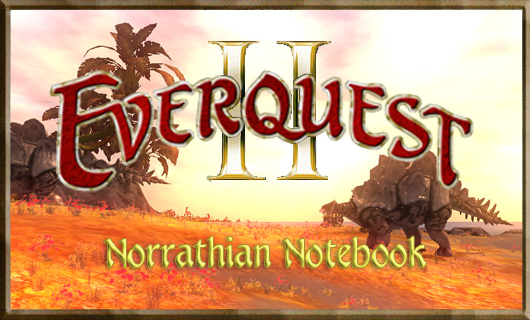 Norrathian Notebook:  First impressions of EQII's Altar of Malice